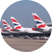 BA heathrow